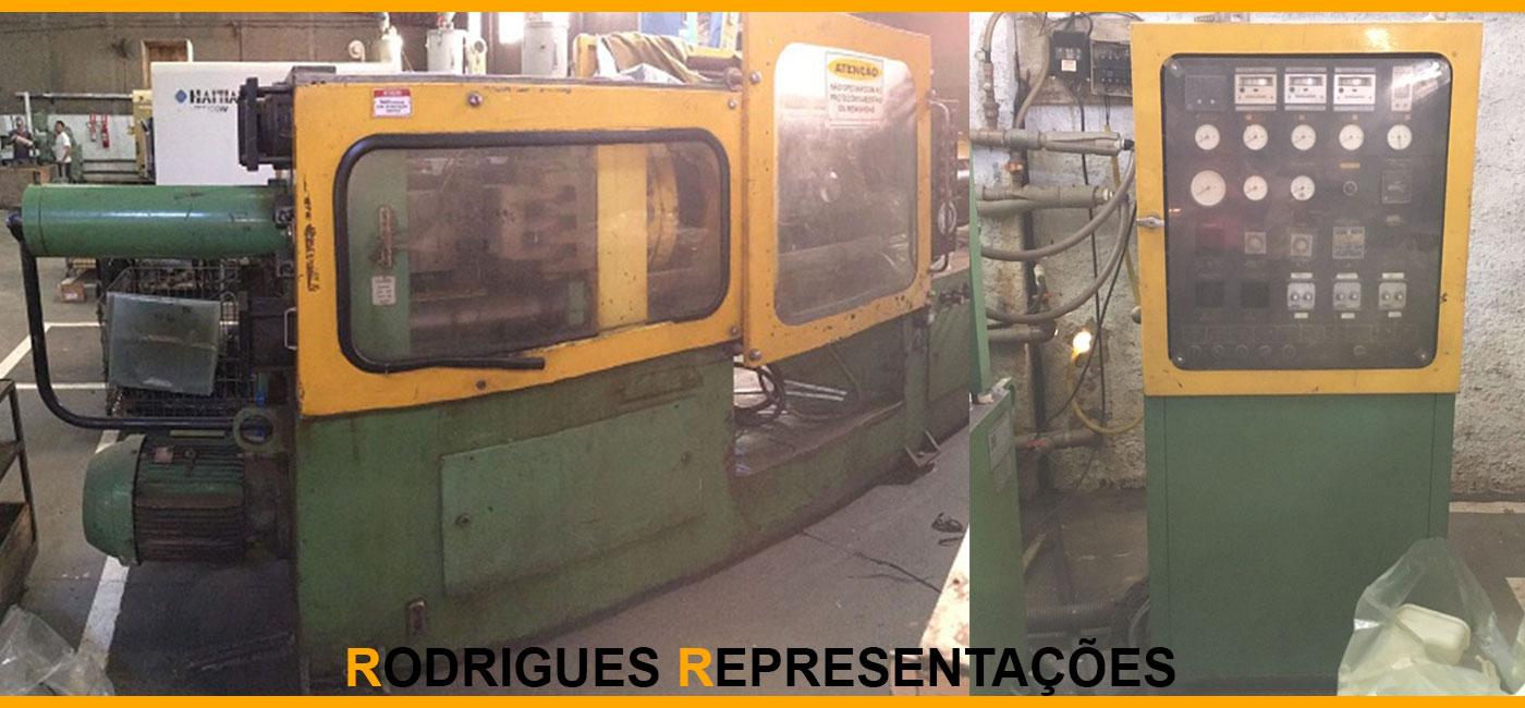 RGV - Injetora - Oriente IHP A 80 T