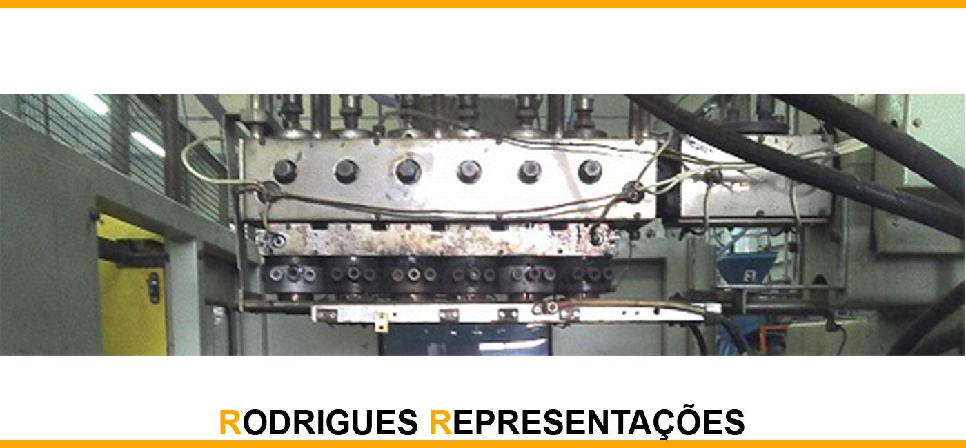 SRP - Cabeçote Sêxtuplo De 60